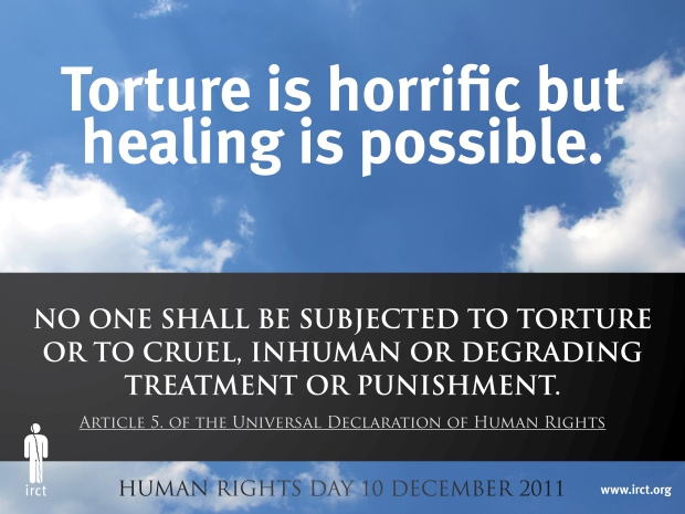 Please share with friends and family for World Human Rights Day 10 December.