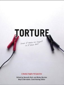 human torture essays During his state of the union address, president bush spoke about the horrifying torture techniques saddam hussein has inflicted on prisoners in iraq he described the use of electric shock, burning with hot irons, acid, and rape he said that the iraqi government tortured children to get their.