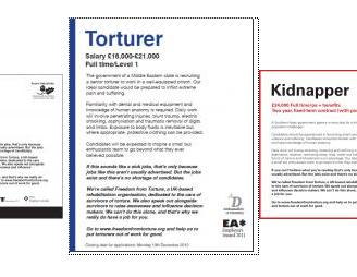 ad | World Without Torture