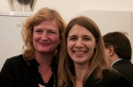 At right, Miriam Reventlow, IRCT's Head of Advocacy and Legal Team