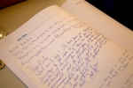 Guest book to bid farewell to Brita Sydhoff