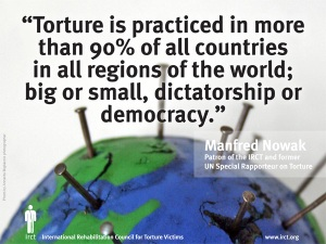 Source: The International Rehabilitation Council for Torture Victims (IRCT)