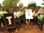 Children say no to torture in Nigeria in a series of events organised by PRAWA.