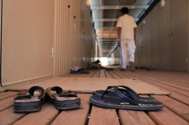 We focused on the horrors facing refugees whom flee to Australia on boats: http://wp.me/p1FGNE-rb