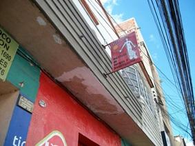 ITEI centre in Bolivia