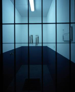 Another torture chamber (picture courtesy of Rajmund Fekete, House of Terror museum)