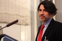 IRCT Secretary-General Victor Madrigal-Borloz opens the event
