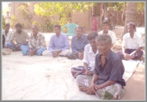 Just one of the many group sessions held by the centre