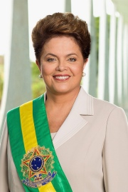 Brazil's president, Dilma Rousseff. (Courtesy of Blog do Planalto, used via Flickr creative commons licence).