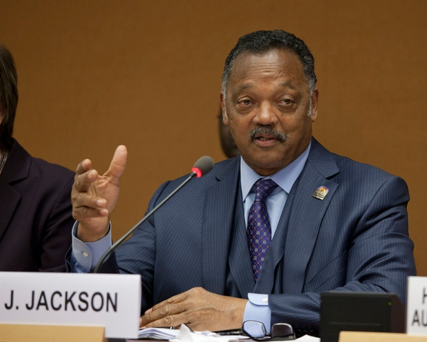 Jesse Jackson (Courtesy of United States Mission Geneva, via Flickr Creative Commons)