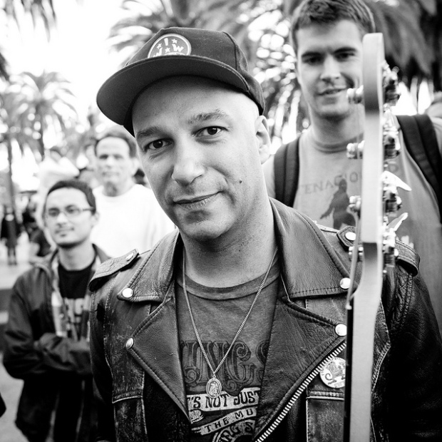 Tom Morello (Courtesy of Thomas Hawk, via Flickr Creative Commons)