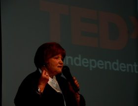 Helen Bamber (Courtesy of TEDxEastEnd via Flickr Creative Commons)