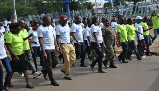 ACTV_Uganda_Peaceful procession, Kampala