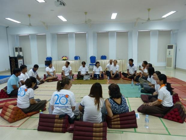 • TPO Cambodia – Transcultural Psychosocial Organization