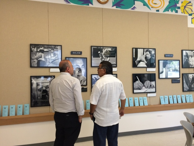 Exhibition at Carmel Valley Library