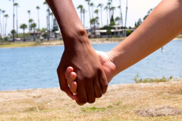 SoTI Hand holding